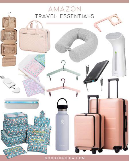 Travel essentials from Amazon! http://liketk.it/3hfQ7 #liketkit @liketoknow.it #LTKtravel #LTKitbag #travelessentials #amazon #packingtip