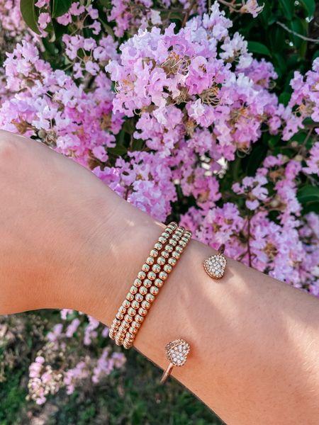 14k got set bracelets ✨ http://liketk.it/3i6Lm #liketkit @liketoknow.it #LTKstyletip #LTKunder50 #LTKbeauty