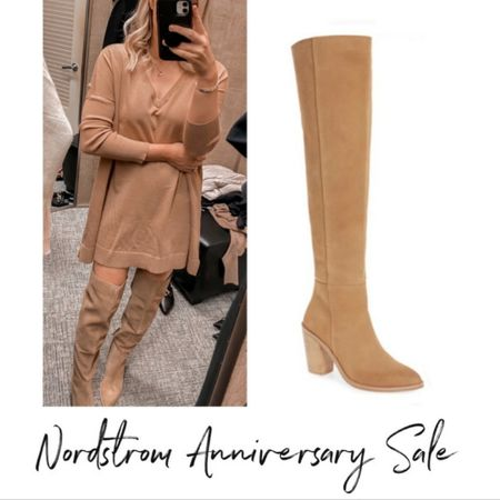 Nordstrom SALE, Nordstrom Anniversary Sale, #nsale, knee high boots    http://liketk.it/3kzGe @liketoknow.it #liketkit  #LTKshoecrush #LTKsalealert
