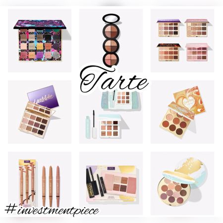 Eyeshadow palettes make great gifts (for you too!) and starting to motoring in the LTK Early Gifting sale you can get all of these 25% off! #investmentpiece   #LTKSale #LTKunder100 #LTKGiftGuide