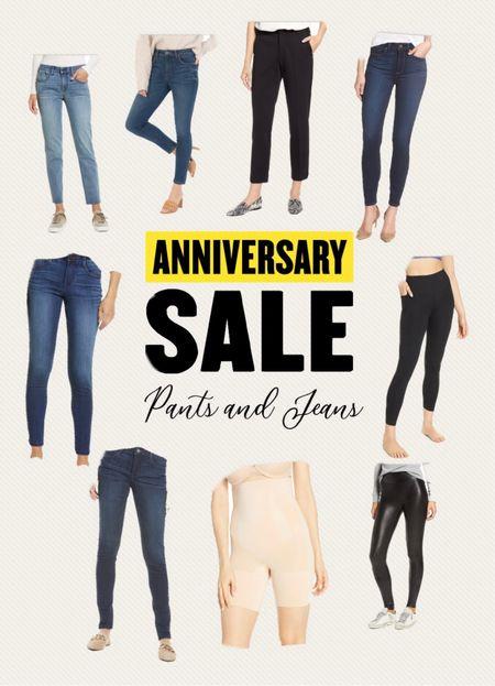 Nordstrom anniversary sale favorites- bottoms, nsale favorites, jeans on sale   #LTKstyletip #LTKworkwear #LTKsalealert