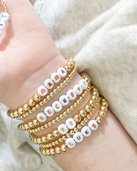 My bracelets from Bauble Bar are 20% off right now!! Love these so much. Great gift for Mother's Day! Also - they have rings for sale for $12!!! I linked the one I snagged! #liketkit http://liketk.it/3eAsa @liketoknow.it #LTKsalealert #LTKstyletip #LTKunder50