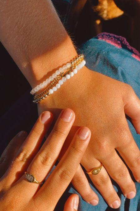 our favorite jewelry 🤍   #LTKunder100 #LTKstyletip #LTKunder50