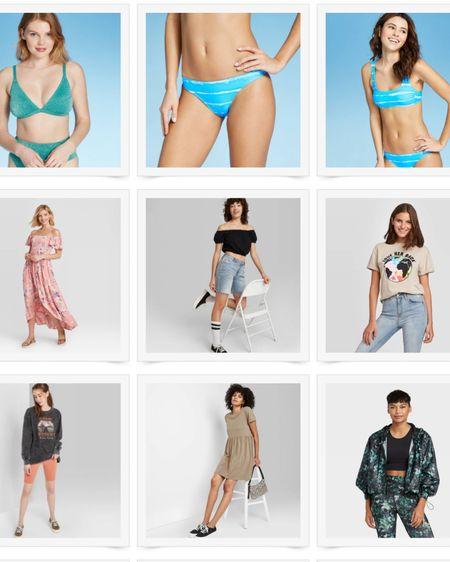 Target is having a 30% off sale online right now! See my favs here! #loungewear #bluebathingsuit #vintagetees http://liketk.it/2NXLF #liketkit @liketoknow.it
