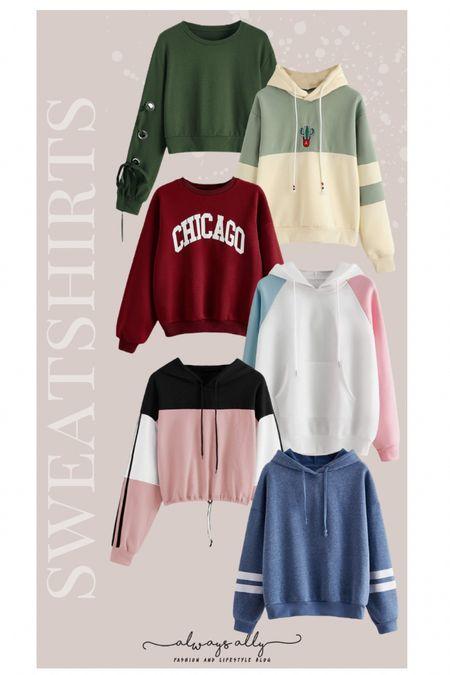 Amazon Fashion. Women's sweatshirts   #LTKstyletip #LTKunder50