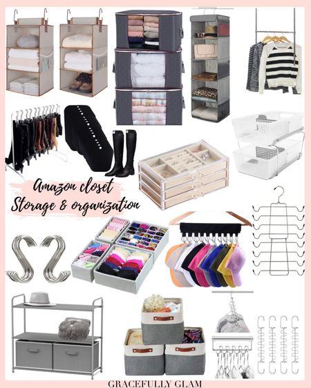Amazon closet storage and organizers  Amazon clothing organization  Amazon home organization  Amazon home   http://liketk.it/3igbU       #liketkit @liketoknow.it #LTKunder100 #LTKunder50 #LTKhome @liketoknow.it.home