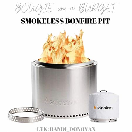 Smokeless bonfire pit with cover and base extras. Great Father's Day gift!  http://liketk.it/3gzsg #liketkit @liketoknow.it #LTKmens #LTKhome #LTKfamily
