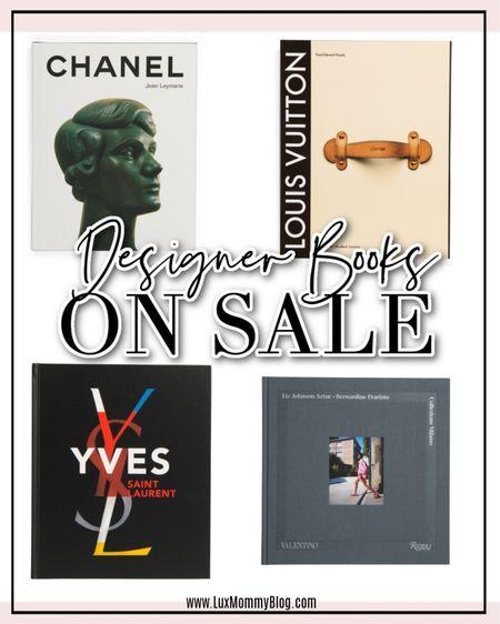 Beautiful designer books on sale!  #LTKGiftGuide #LTKsalealert #LTKhome