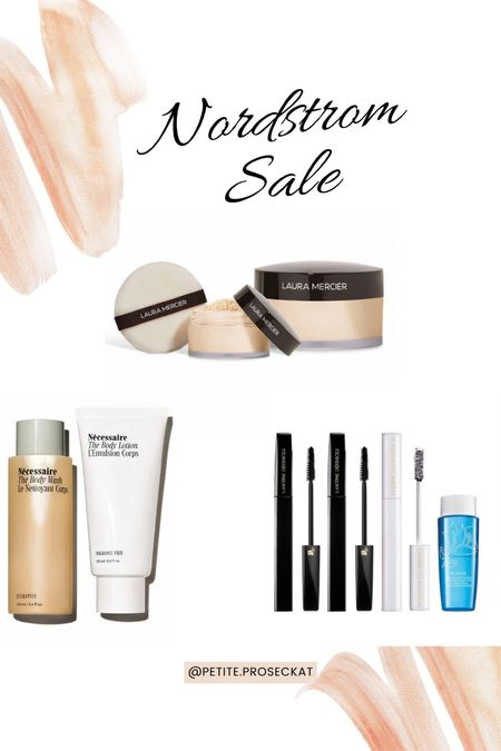 My favorite primer included in the NSALE is only right! I've also been dying to try the Necessair brand #addtocart