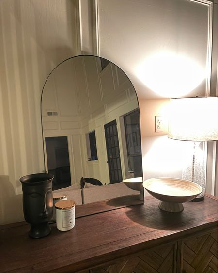 Latest home decor finds 🤩 couldn't be more obsessed with this mirror and it's only $79 PLUS use code DAD for 20% off your entire purchase! 🙌🏼🙌🏼🙌🏼 http://liketk.it/3hVzj #liketkit @liketoknow.it #LTKhome #LTKsalealert #LTKunder100