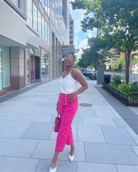 pink friday 💝💕💓    http://liketk.it/3hErW #liketkit @liketoknow.it #LTKbump #LTKunder100 #LTKfit