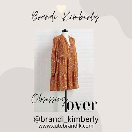 Loving this long sleeve flowy dress.  It's floral and has retro 60s/70s vibes   #LTKSeasonal #LTKbacktoschool #LTKstyletip