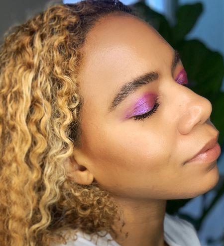 C'est Moi Beauty 💜 Lid Love in Crushing + Flushed Tint Lip & Cheek Balm in Unfazed #discovercestmoi #begentletoyourskin   #LTKunder50 #LTKunder100 #LTKbeauty