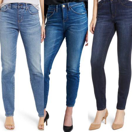 Jag jeans are some of my favorite!!!  #LTKcurves #LTKstyletip #LTKunder100