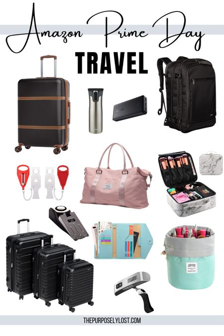 Have you started shopping the Amazon Prime Day deals yet?!   These are my on-sale picks for favorite travel essentials!   http://liketk.it/2YFio #liketkit @liketoknow.it