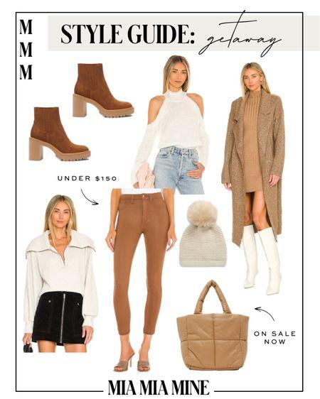 Fall outfit ideas  Astr the Label cardigan coat  Revolve cutout sweater  Camel coated jeans  Free people half zip sweater  Dolce vita lug sole boots   #LTKunder100 #LTKSeasonal #LTKstyletip