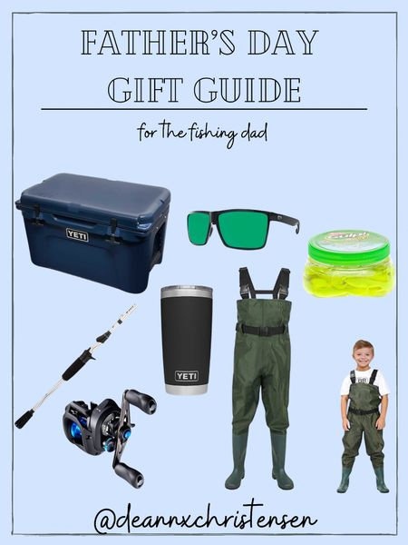 Father's Day Gift Guide 💙 For the fishing dad 🎣 #liketkit http://liketk.it/3hmPw @liketoknow.it #LTKunder100 #LTKmens #LTKDay
