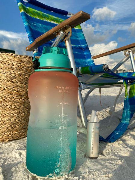 Beach essentials for hydration  Use TV20 for 20% off TULA    #LTKunder50 #LTKsalealert #LTKtravel