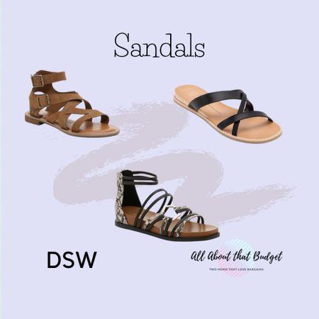 Sandals on sale! http://liketk.it/3fAmn #liketkit @liketoknow.it #LTKsalealert #LTKunder50 #LTKshoecrush
