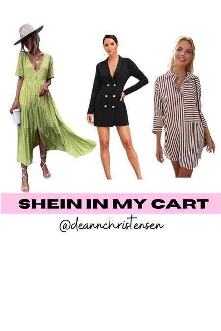 Shein in my cart 🤩👌🏼  #LTKstyletip #LTKunder50 #LTKsalealert