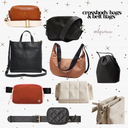 Spring 2021 crossbody & belt bag trends!  @liketoknow.it http://liketk.it/38M8k #liketkit #LTKstyletip #LTKunder100 #LTKitbag