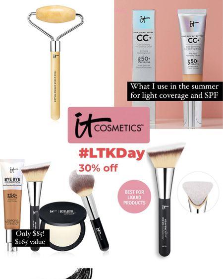 It cosmetics LTK day sale! Extra 30% off http://liketk.it/3hqr6 #liketkit @liketoknow.it #LTKDay #LTKunder50 #LTKunder100