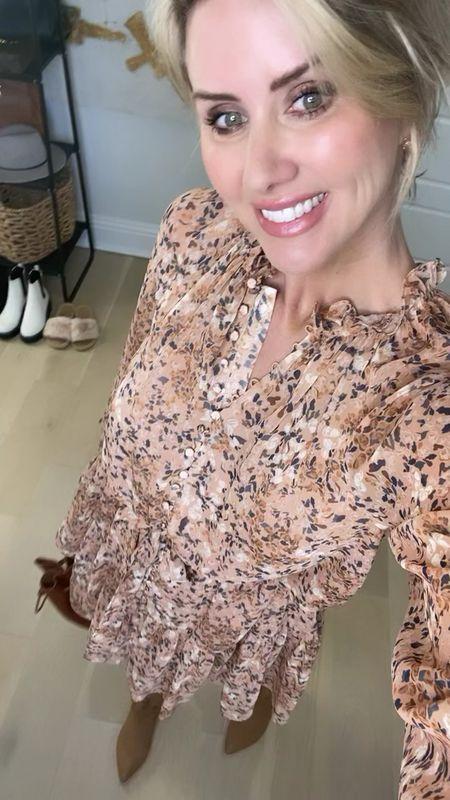 fall dress   #LTKSeasonal #LTKstyletip