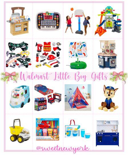 Walmart finds gift guide for little boys   http://liketk.it/31qiG #liketkit @liketoknow.it #LTKgiftspo #LTKkids #LTKbaby