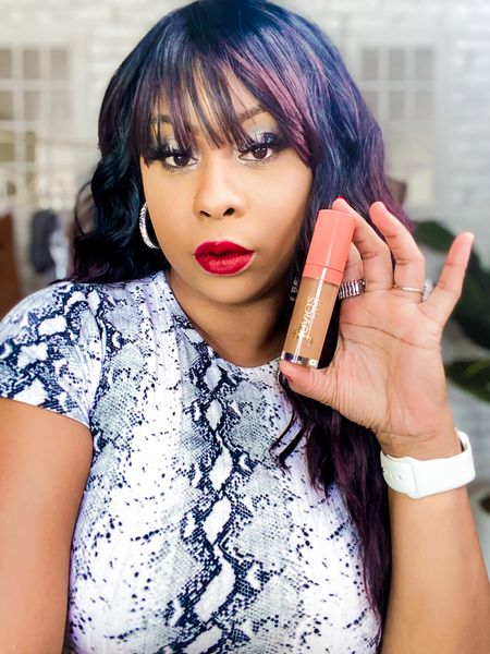 I've been LOVING juvias place I am magic concealer. This is like gold! Foreal. Love how it turned out as a bronzer for me. I am wearing #8  #LTKunder50 #LTKsalealert #LTKbeauty