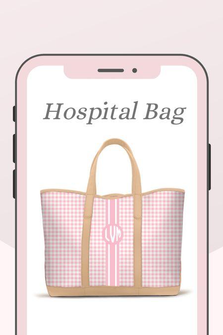 Hospital Bag Tote  #girlmama   #LTKtravel #LTKfamily #LTKitbag