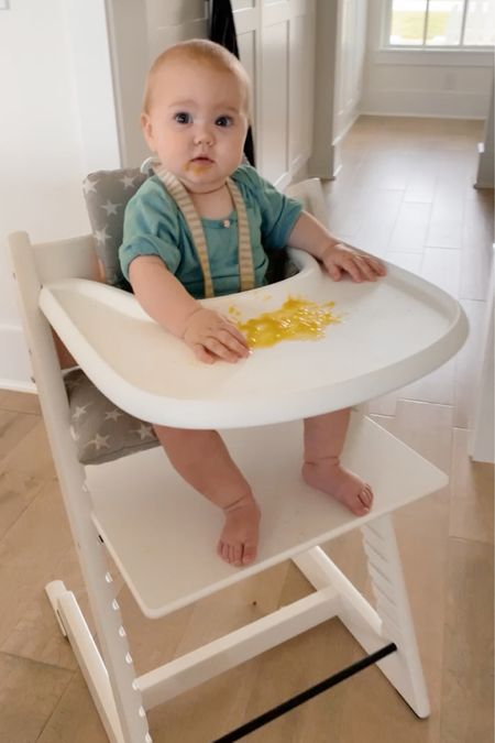 Ever's high chair (used for Navy as well). We love it. Fits under the table which is a plus. http://liketk.it/3fYDz #liketkit @liketoknow.it #LTKbaby #LTKhome