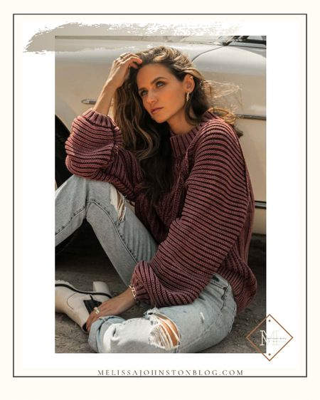 Fall Sweaters from Bohme  #LTKSeasonal #LTKstyletip #LTKunder100