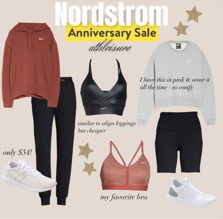 Nordstrom Anniversary Sale athleisure / sporty looks / Nike Women's Clothing   #LTKsalealert #LTKstyletip #LTKunder100