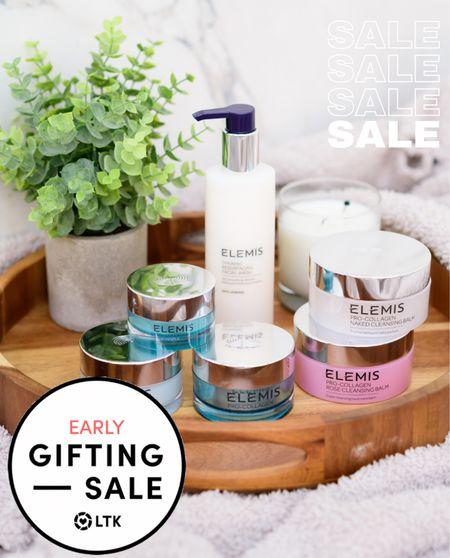 LTK Gifting Sale   Elemis 25% off select products code LTK25  Elemis skincare  Resurfacing facial mask Naked cleansing balm Rose cleansing balm  Eye revive mask  #LTKsalealert #LTKbeauty #LTKSale