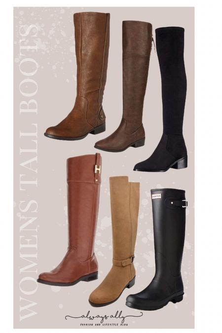 Amazon fashion. Women's fall boots   #LTKshoecrush #LTKunder100 #LTKstyletip