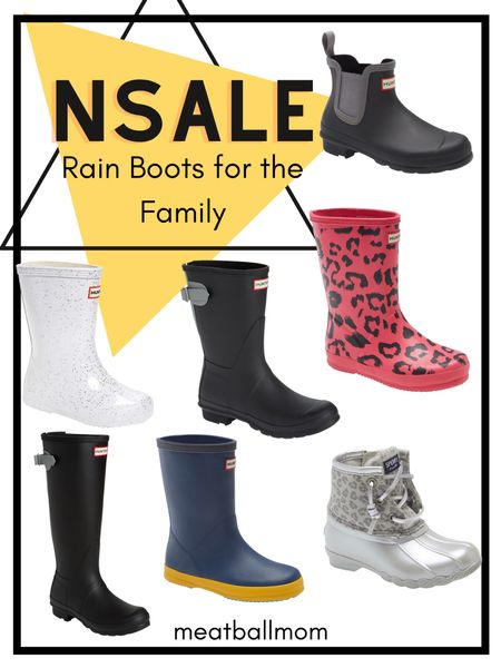 Nordstrom Anniversary Sale: rainboots           #rainboots #boots #nsale #nordstrom Nordstrom Anniversary Sale  #LTKunder100 #LTKshoecrush #LTKsalealert