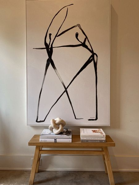 Master bed room art + decor 💭  #LTKunder50 #LTKhome #LTKunder100