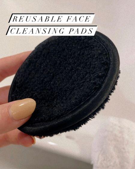 Face halo cleansing pads #beauty  #LTKbeauty