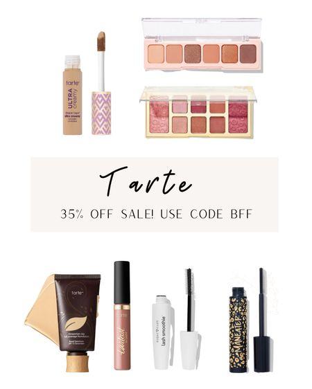Tarte Sale! Use code BFF for 35% off. #LTKSpringSale #LTKunder50 #LTKbeauty @liketoknow.it.home http://liketk.it/3b4ZI #liketkit @liketoknow.it
