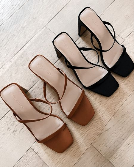 Love these sandals from #amazonfashion. They are so comfortable & fit tts! #amazonfinds  #LTKunder100 #LTKstyletip #LTKshoecrush