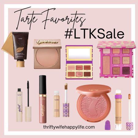 Tarte favorites!   #LTKbeauty #LTKSale #LTKunder50