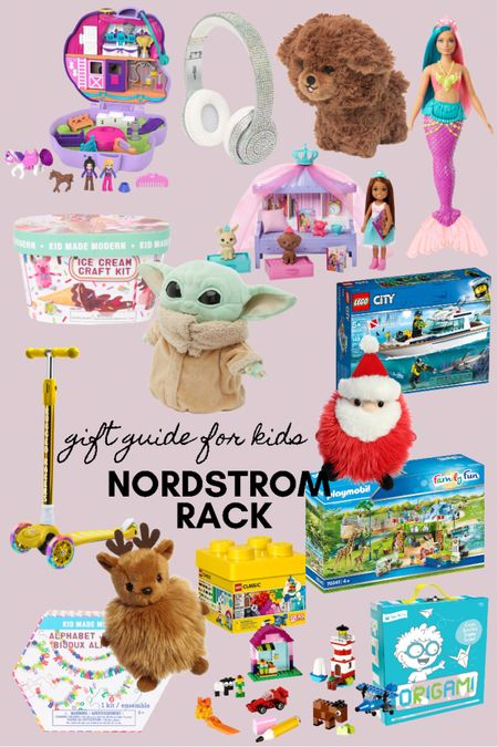 Gift guide for kids: Nordstrom rack edition   #LTKGiftGuide