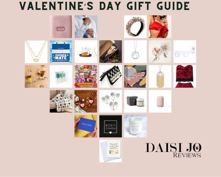 A curated collection of Valentine gift picks for that special man or woman in your life, from romantic to practical, budget to splurge.   #LTKSeasonal #LTKmens #LTKVDay