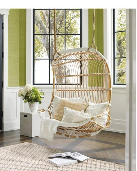 Hanging chair | chair | rattan chair | rattan hanging chair | Serena & lily | Serena & lily furniture | outdoor | outdoor patio | patio furniture | beach vibes | double chair | double hanging chair | patio | kids bedroom | nursery | living room | master bedroom | bedroom |    @liketoknow.it @liketoknow.it.home @liketoknow.it.family #liketkit #LTKhome #LTKswim #LTKkids #LTKunder100    http://liketk.it/3ijFY                 Wedding guest dresses -Summer dress -Cocktail dress -Post partum -Baby -Nursing friendly - Father's Day - Father's Day gift - Swim - Amazon swimsuits - Bathing suits - Cover ups - Home decor - Decorative bowl - Outdoor pillows - Patio furniture - Bachelorette party - Weekender bag - Dresses - one piece swimsuit - maxi dress - white dress - sandals - jean shorts - Fanny pack - sunglasses - romper - table lamp - outdoor rug - wallpaper -     Wedding guest dresses Summer dress Maternity dress Nursery Disney Travel Nordstrom Sale Target style Walmart finds Beach vacation outfits Summer outfits Bathing suits Father's Day Father's Day gift guide Home decor Patio Living room Bedroom inspiration