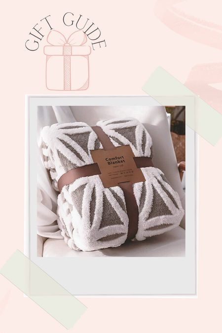 Cozy throw blanket   Everyone's favorite throw blanket from last year! Makes the perfect Christmas gift   #LTKGiftGuide #LTKHoliday #LTKhome
