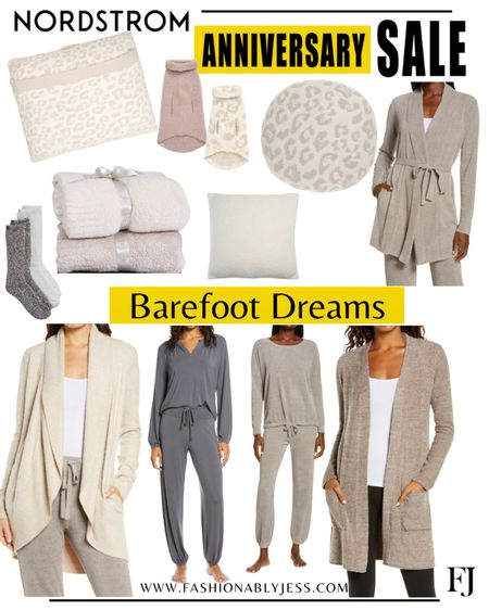 Barefoot dreams ❤️ #Nsale Barefoot dreams Pajamas Robes  Throw blanket Pet beds   #LTKsalealert #LTKhome #LTKstyletip