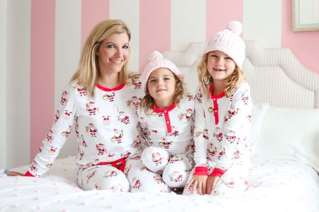 Boo-la la la, holiday pajamas are back in season, AND it's never to early in our home for Christmas cheer. • Be sure to add some @thebeaufortbonnetcompany night nights to your holiday mix, they are sure to make you and your kiddos smile year round. .   #LTKSeasonal #LTKkids #LTKfamily