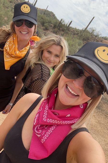 Smiley Face trucker hat! Bachelorette party, bachelorette trip, bridesmaids gifts   #LTKwedding #LTKHoliday #LTKSeasonal