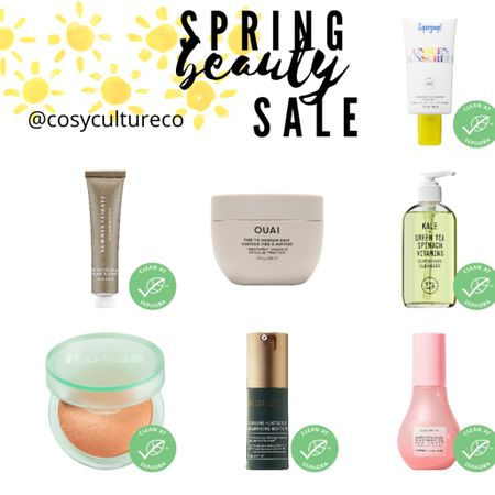 The annual Sephora spring sale is on! The best beauty finds for the season http://liketk.it/3cNRN #liketkit @liketoknow.it #LTKbeauty #LTKsalealert