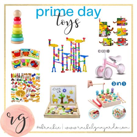 These toys would make perfect Christmas gifts! Snag them now on prime day for awesome savings! #StayHomeWithLTK #LTKsalealert #liketkit @liketoknow.it http://liketk.it/2YGS7